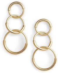 Jenny Bird - Ossie Drop Earrings - Lyst