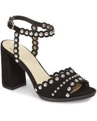 Butter Shoes - Butter Hetty Studded Ankle Strap Sandal - Lyst