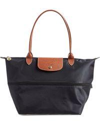 Longchamp - 'le Pliage' Expandable Tote - Lyst