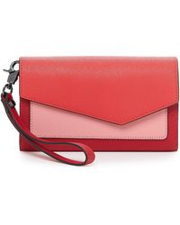 Botkier - Cobble Hill Leather Continental Wallet - Lyst