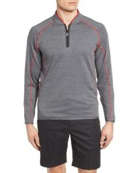 Bobby Jones - R18 Tech F1 Quarter Zip Pullover - Lyst