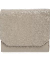 41ee76faf4e Lyst - Nordstrom Olivia Leather Trifold Wallet