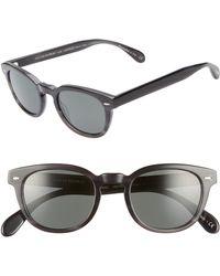 Lyst Oliver Gray For In Sunglasses Acetate Sheldrake Men Peoples YYqdr