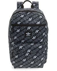 adidas Originals - Monogram National Backpack - Lyst