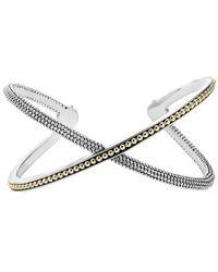 Lagos | Infinity Cuff Bracelet | Lyst