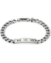 Gucci - Ghost Bracelet - Lyst