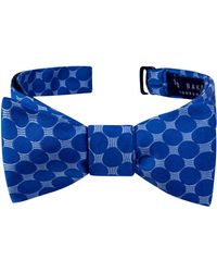 Ted Baker Circles Silk Bow Tie
