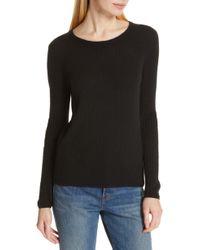 Jenni Kayne - Silk & Cashmere Sweater - Lyst