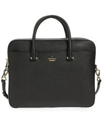 Kate Spade - Saffiano Leather 13 Inch Laptop Bag - - Lyst