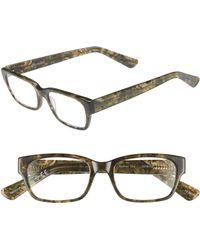 Corinne Mccormack - Sydney 44mm Reading Glasses - Moss Green - Lyst
