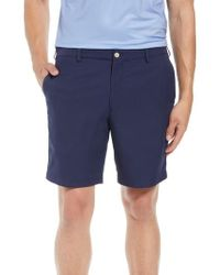 Peter Millar - Salem High Drape Performance Shorts - Lyst