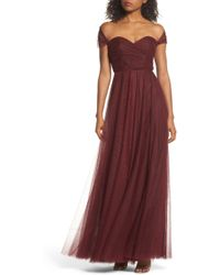Jenny Yoo - Julia Convertible Soft Tulle Gown - Lyst