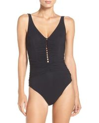 Gottex - Cocktail Party One-piece Swimsuit - Lyst
