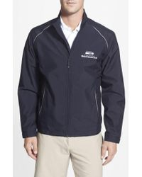 Cutter & Buck - 'seattle Seahawks - Beacon' Weathertec Wind & Water Resistant Jacket - Lyst
