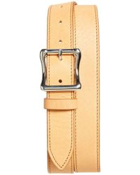 Shinola - Leather Roller Belt - Lyst