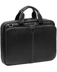 Johnston & Murphy - Leather Briefcase - Lyst