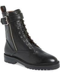 Tabitha Simmons - Max Combat Boot - Lyst