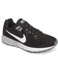 Nike   Air Zoom Structure 21 Running Shoe   Lyst