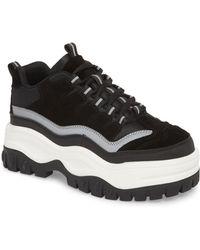 Jeffrey Campbell - Pro Era Platform Sneaker - Lyst