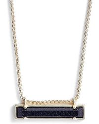 Kendra Scott | Leanor Pendant Necklace | Lyst