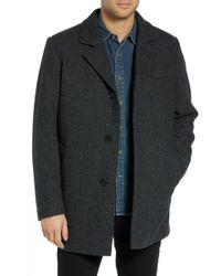 Pendleton - Iconic Textures Manhattan Wool Blend Top Coat - Lyst