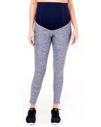 Ingrid & Isabel - Ingrid & Isabel 'active' Maternity Leggings With Crossover Panel - Lyst