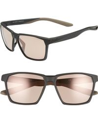 4719dd7afe Lyst - Nike  ignition  68mm Sunglasses for Men