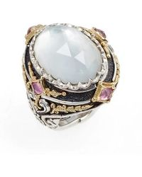 Konstantino - Nemesis Mother Of Pearl Ring - Lyst