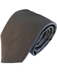 Lazyjack Press - Mullet Silk Tie - Lyst