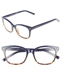Kate Spade   Keadra 51mm Reading Glasses   Lyst