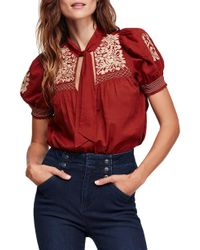 Free People - Dreaming About You Top - Lyst