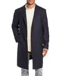 J.Crew - Destination Water Resistant Tweed Topcoat - Lyst