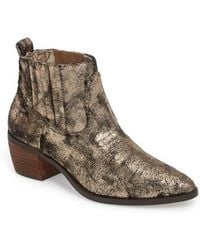 Band Of Gypsies - Borderline Bootie - Lyst