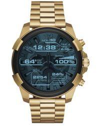 DIESEL - Diesel Full Guard Touchscreen Bracelet Smartwatch - Lyst