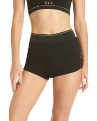 Else - Urban Lace-up Tank High Waist Boyshorts - Lyst