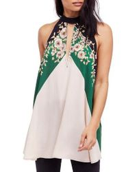 Free People - Beat Of My Heart Tunic - Lyst