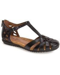 Cobb Hill | 'ireland' Leather Sandal | Lyst