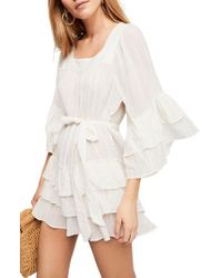 Free People - Endless Summer By Gretta Minidress - Lyst