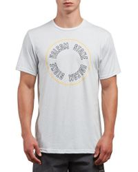Volcom - Invert Graphic T-shirt - Lyst