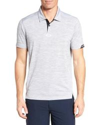 Oakley | Gravity Polo Shirt | Lyst
