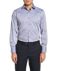 Lorenzo Uomo - Pin Dot Dress Shirt - Lyst