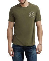 True Religion - Wavy Buddha Brand T-shirt - Lyst