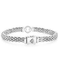 Lagos - Enso Diamond Bracelet - Lyst