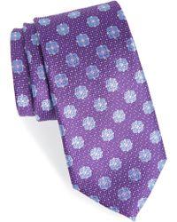 Nordstrom - Matteo Floral Silk Tie - Lyst