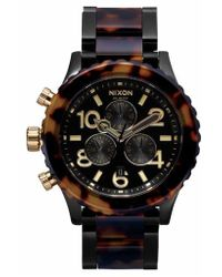 Nixon - 'the 42-20 Chrono' Watch - Lyst