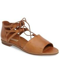 Paul Green - Morea Lace-up Sandal - Lyst