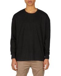 Zanerobe - Waffle Rugger T-shirt - Lyst