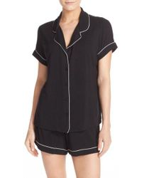 Nordstrom - 'moonlight' Short Pajamas - Lyst