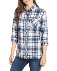 Barbour - Sandsend Relaxed Fit Shirt - Lyst