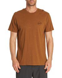 Billabong - Eighty-six Graphic T-shirt - Lyst